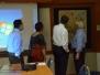 คณะศึกษาดูงานจากประเทศบังคลาเทศ มาศึกษาดูงาน ณ ศูนย์ศึกษาชาติพันธุ์และการพัฒนา