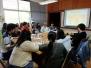 คณะศึกษาดูงานจาก คณะรัฐศาสตร์และนิติศาสตร์ หลักสูตรเศรษฐศาสตร์การเมืองและการบริหารจัดการ มหาวิทยาลัยบูรพา มาดูงาน ณ ศูนย์ศึกษาชาติพันธุ์และการพัฒนา